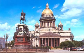 St.Isaac's Cathedral.