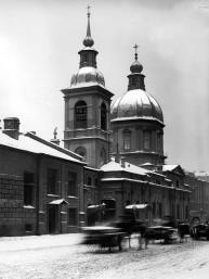 St. Panteleimon's Church. Photo, the early of 20th century.