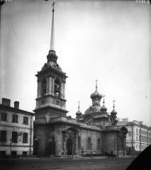 SS. Zachariah and Elizabeth Church. Photo, the early of 20th century