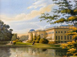 Alexander Palace, the